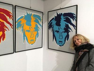 Cykl - ukłon w stronę Warhola, fot. Paweł Wroński