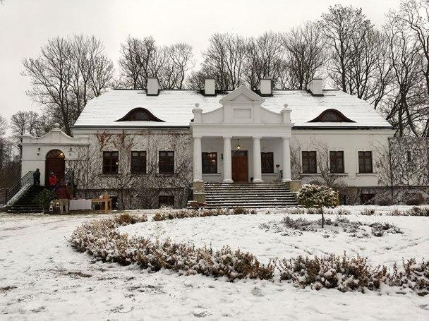 Dwór w Radoniach, fot. Paweł Wroński