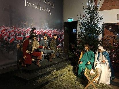 Szopki w warszawskich kościołach 2018, fot. Paweł Wroński