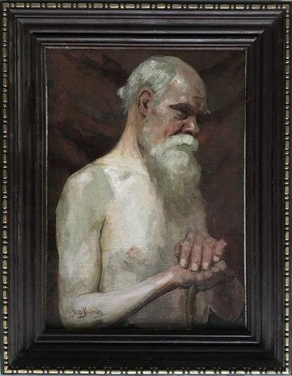 Starzec, fot. Paweł Wroński