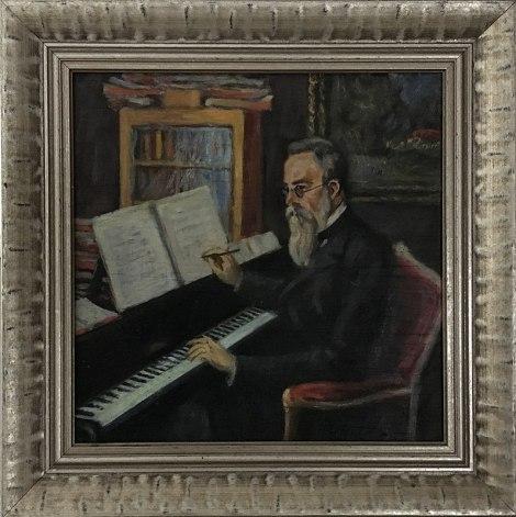 Józef Sendecki - profesor, kompozytor, fot. Paweł Wroński