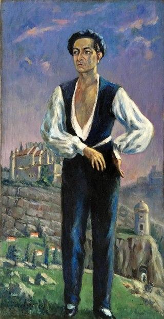 Józef Sendecki, Baletmistrz - zbliżenie na dłonie, fot. Paweł Wroński