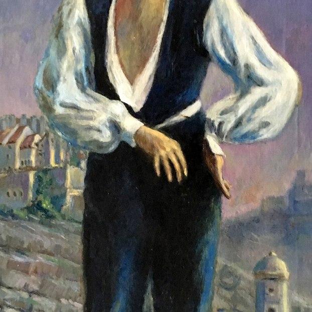 Józef Sendecki, Baletmistrz, fot. Paweł Wroński