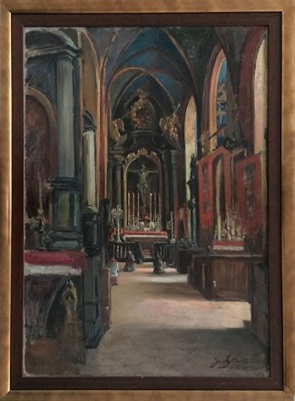Józef Sendecki, Kraków 1929 (?), fot. Paweł Wroński