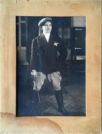 Niedatowane zdjęcie z młodości, fot. Paweł Wroński
