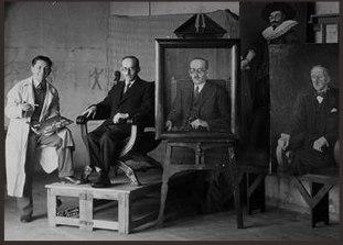 Zdjęcie prasowe z lat 50. XX wieku, fot. Paweł Wroński