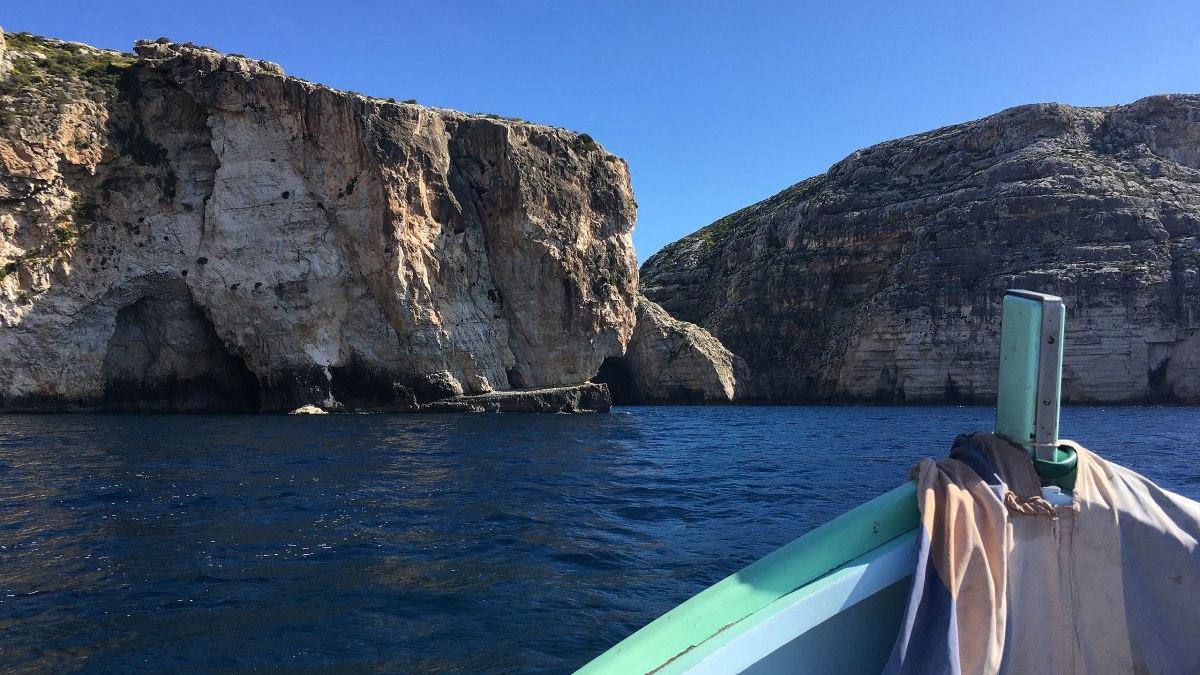 BłękitnaGrota, maltańskicudnatury