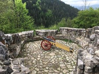 Strečniansky hrad, fot. Paweł Wroński