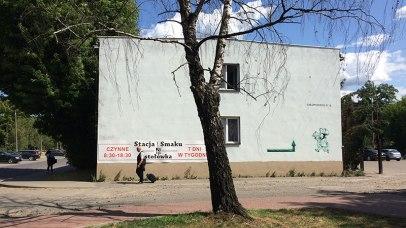 """""""Stacja Smaku"""", fot. Paweł Wroński"""