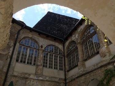 Pałac w Kurozwękach, fot. Paweł Wroński