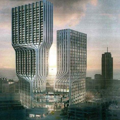 Mercury Tower wg Independent (2016 rok)