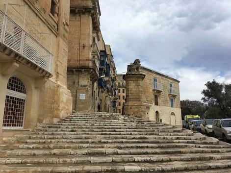 Migawki z Valletty, fot. Paweł Wroński (kwiecień 2019)
