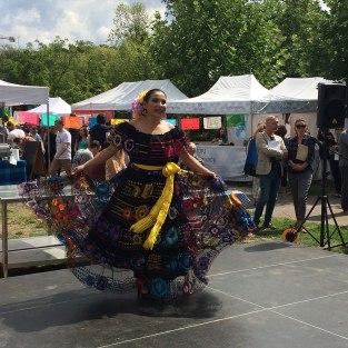 Ambasadorki meksykańskiej kultury na Targu śniadaniowym w Warszawie, fot. Paweł Wroński