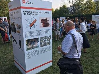 Uroczyste otwarcie Swiss Innovation Trial, fot. Paweł Wroński