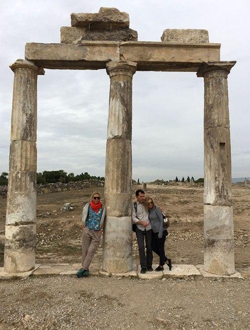 Hierapolis - ruiny starożytnej metropolii, fot. Magda Sasin