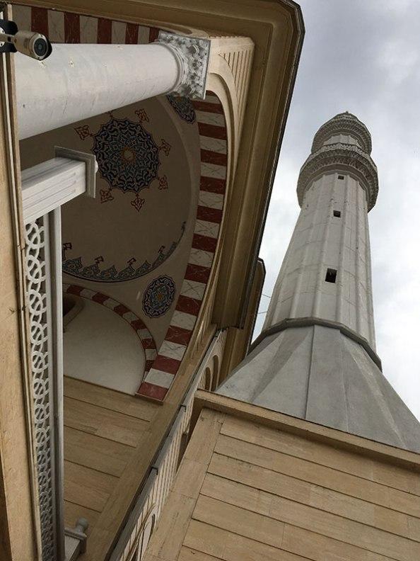 Çağlayan Camii w Manavgacie, fot. Paweł Wroński