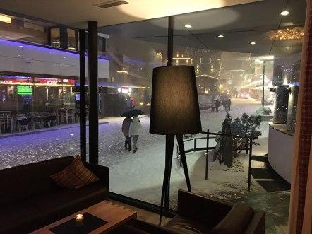Hotel Tirol w Ischgl, fot. Paweł Wroński