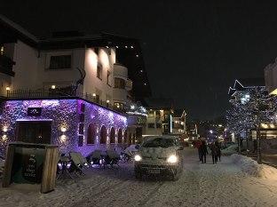 Dorfstrasse w Ischgl, fot. Paweł Wroński