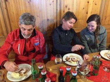 Sunny Mountain Restaurant w Kappl, fot. Paweł Wroński