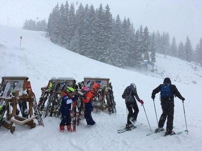 Kappl, tereny narciarskie w Paznauntal, fot. Paweł Wroński