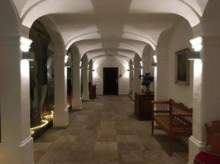 Wnętrza i przysmaki w Schlossherrnstube w Schlosshotelu Ischgl, fot. Paweł Wroński