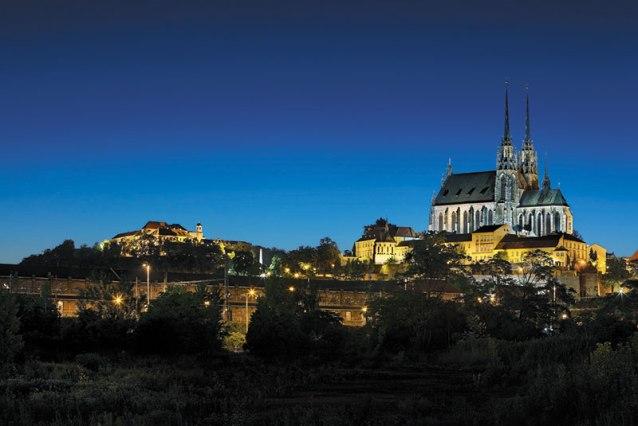 Zamek w Brnie, mat. prasowe Czechtourism