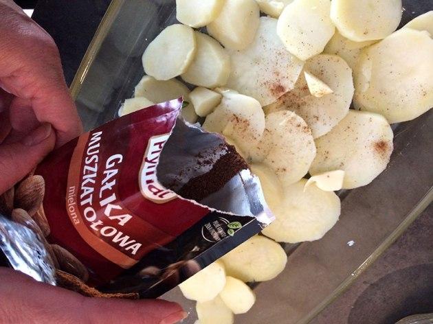 Zapiekanka na ziemniakach, fot. Paweł Wroński