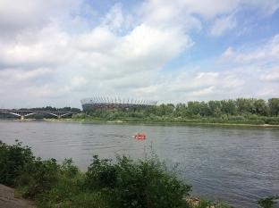 Nadwiślańskie łęgi w stolicy, fot. Paweł Wroński