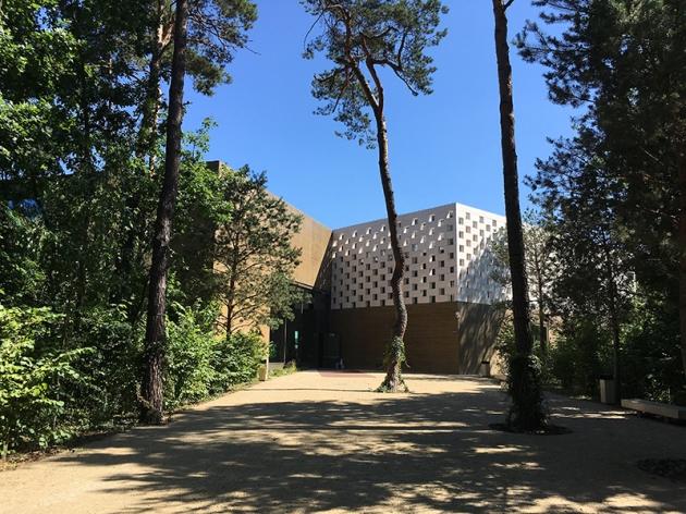 Muzeum Józefa Piłsudskiego w Sulejówku - nowy gmach, fot. Paweł Wroński