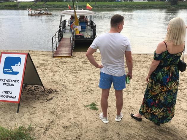 """W oczekiwaniu na """"Słonkę"""", fot. Paweł Wroński"""
