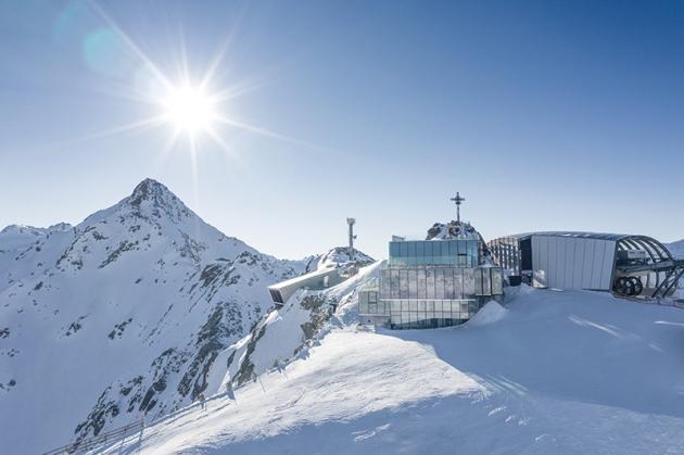 Tereny narciarskie w Sölden (mat. prasowe Tirol Werbung, fot. Christoph Nösig)