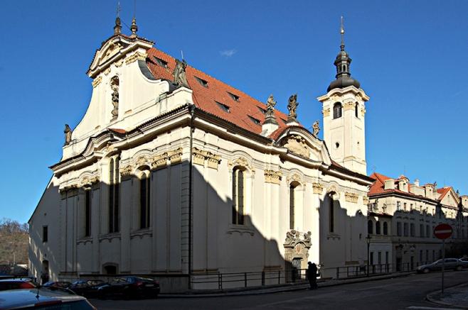 Praga, kościół św. Szymona i Judy (fot. materiały prasowe Czechtourism)