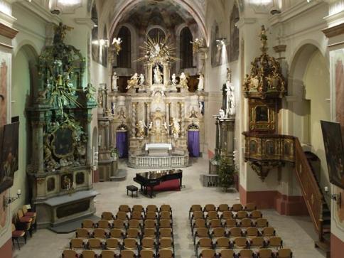 Šumperk, kościół zwiastowania (fot. materiały prasowe Czechtourism)