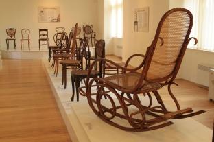 fot.: Muzeum ohýbaného nábytku Bystřice p. H a TON, Bystřice p. H.