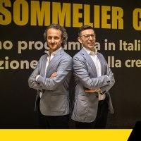 Enrico Mazza + Gennaro Buono = Sommelier Coach